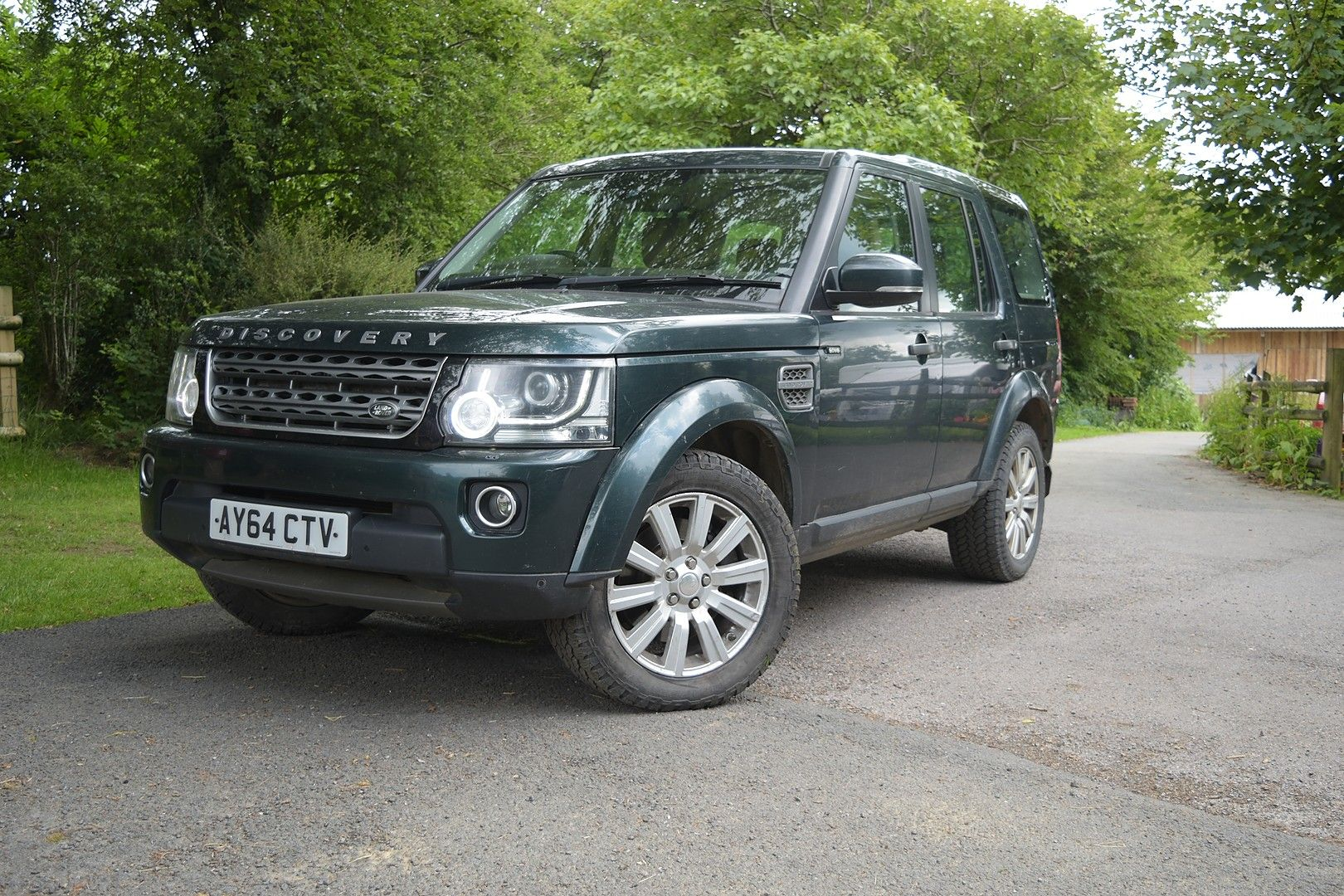 LAND ROVER Discovery 3.0 SDV6 GS - Thumbnail 1