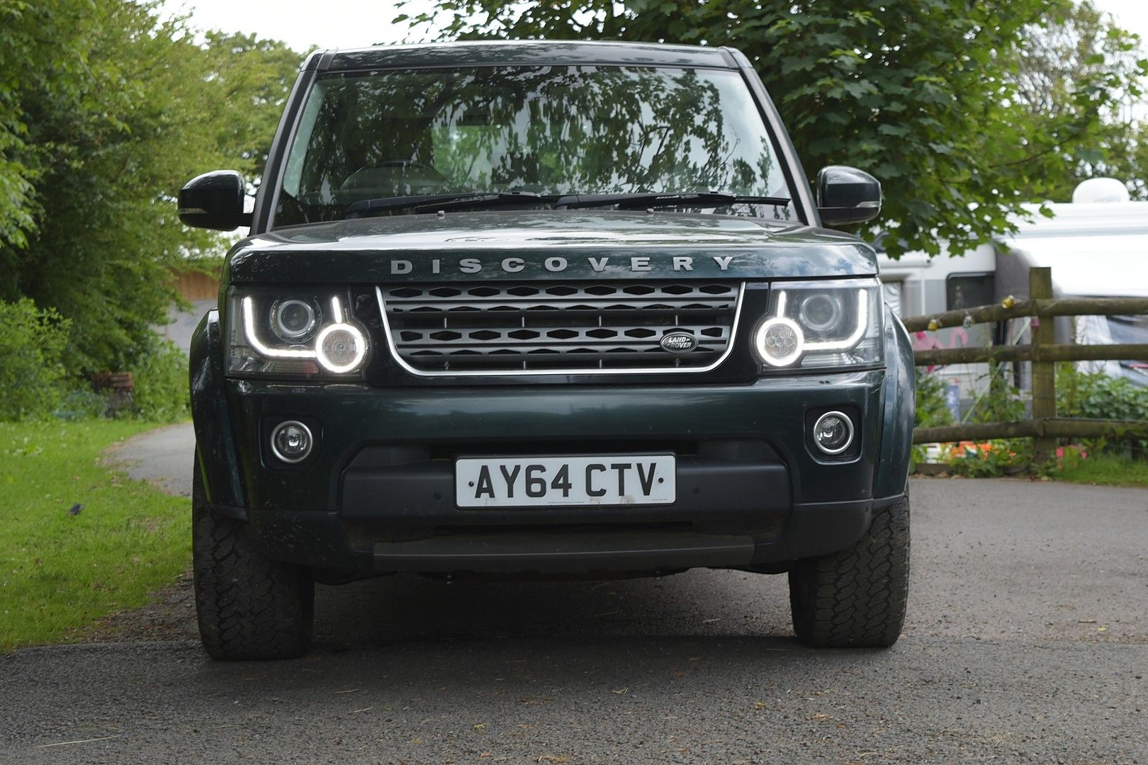 LAND ROVER Discovery 3.0 SDV6 GS - Thumbnail 2