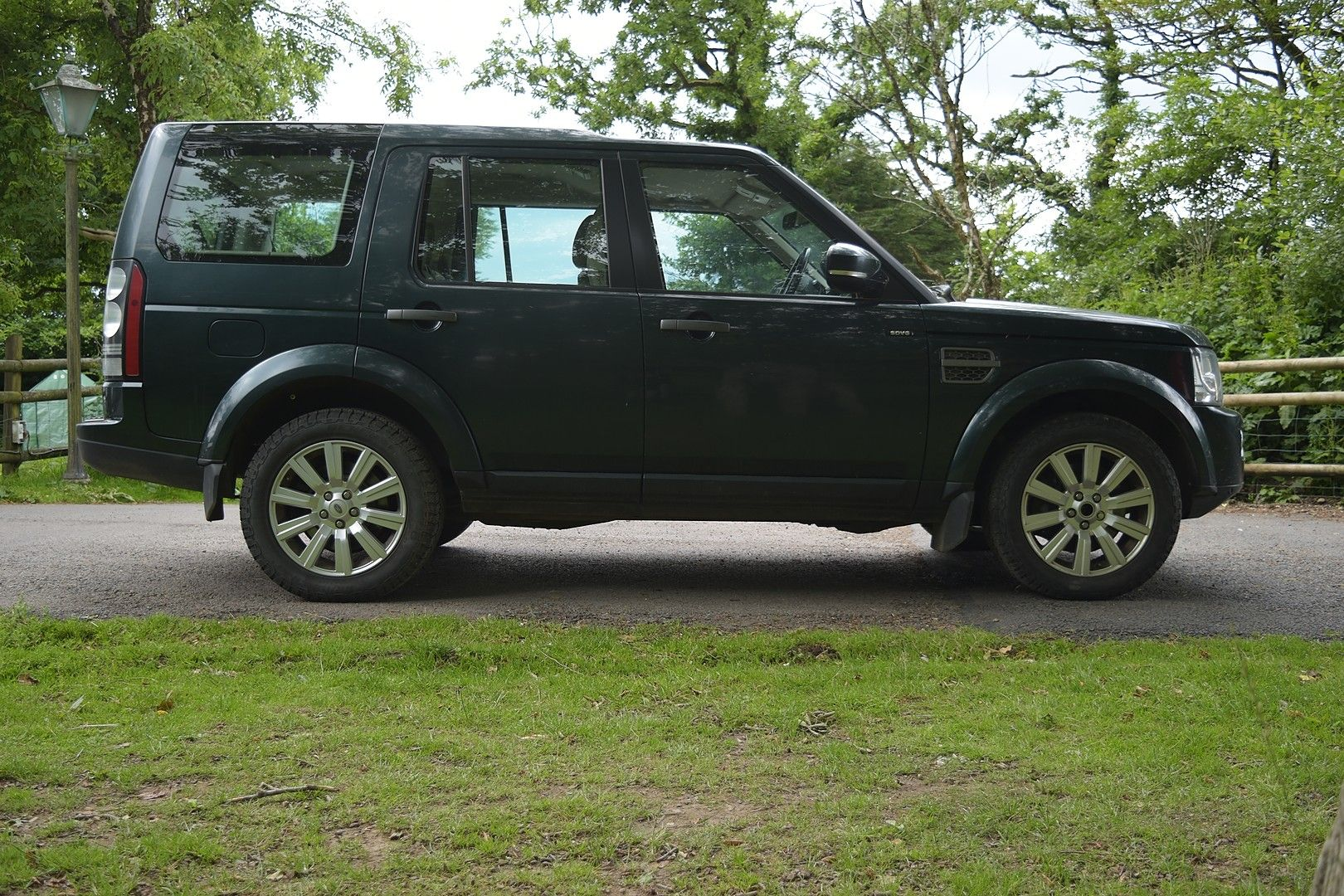 LAND ROVER Discovery 3.0 SDV6 GS - Thumbnail 4