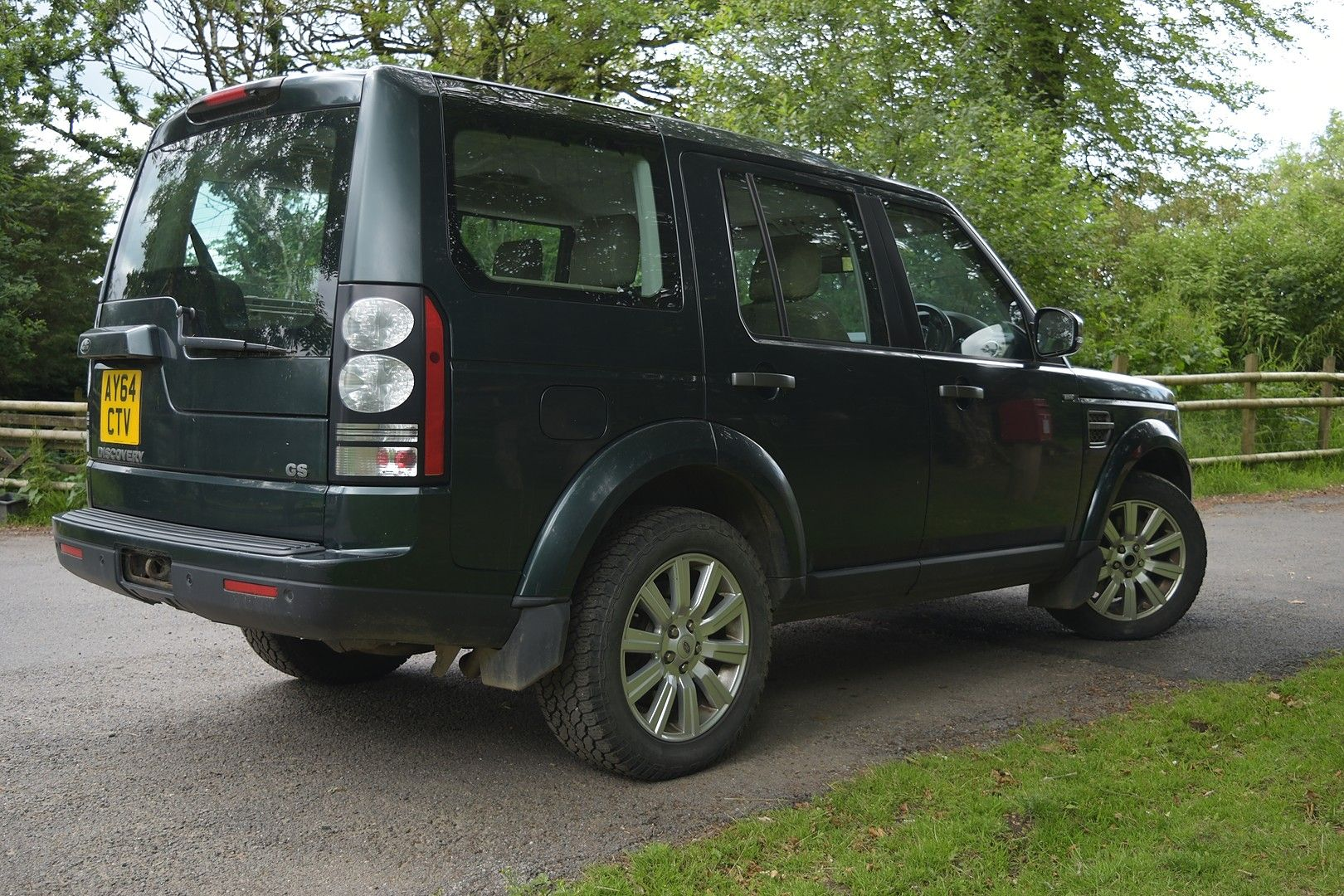LAND ROVER Discovery 3.0 SDV6 GS - Thumbnail 5