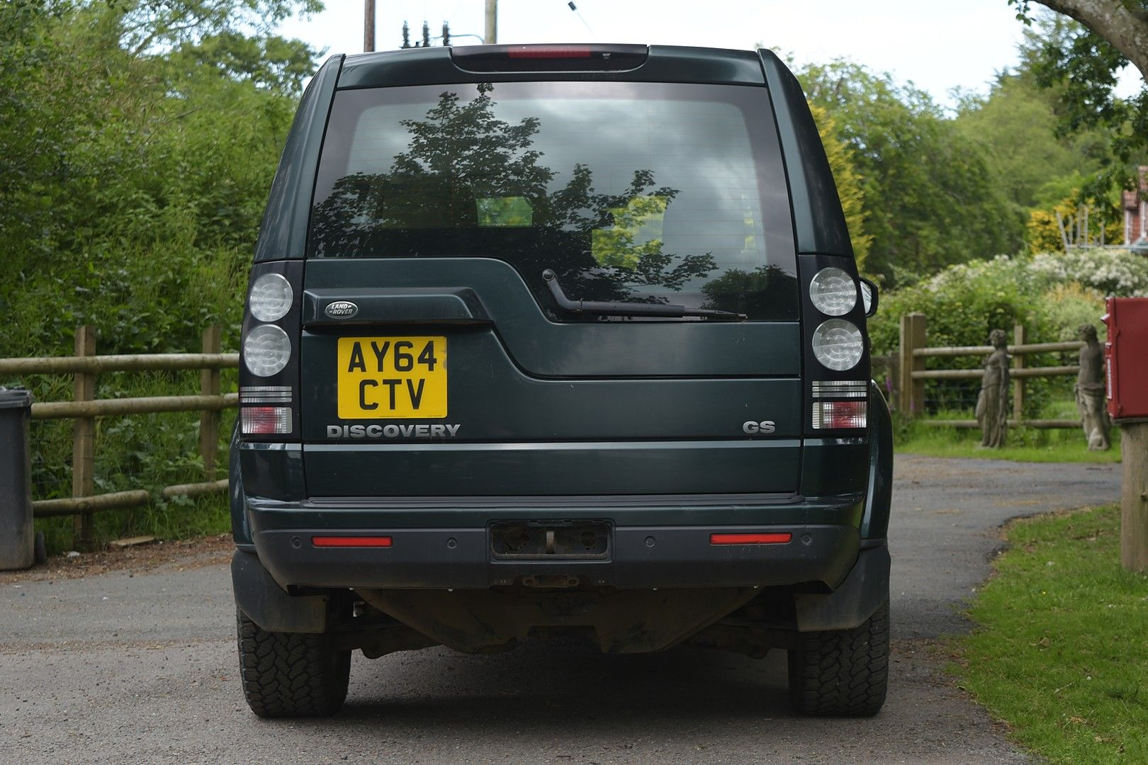 LAND ROVER Discovery 3.0 SDV6 GS - Thumbnail 6