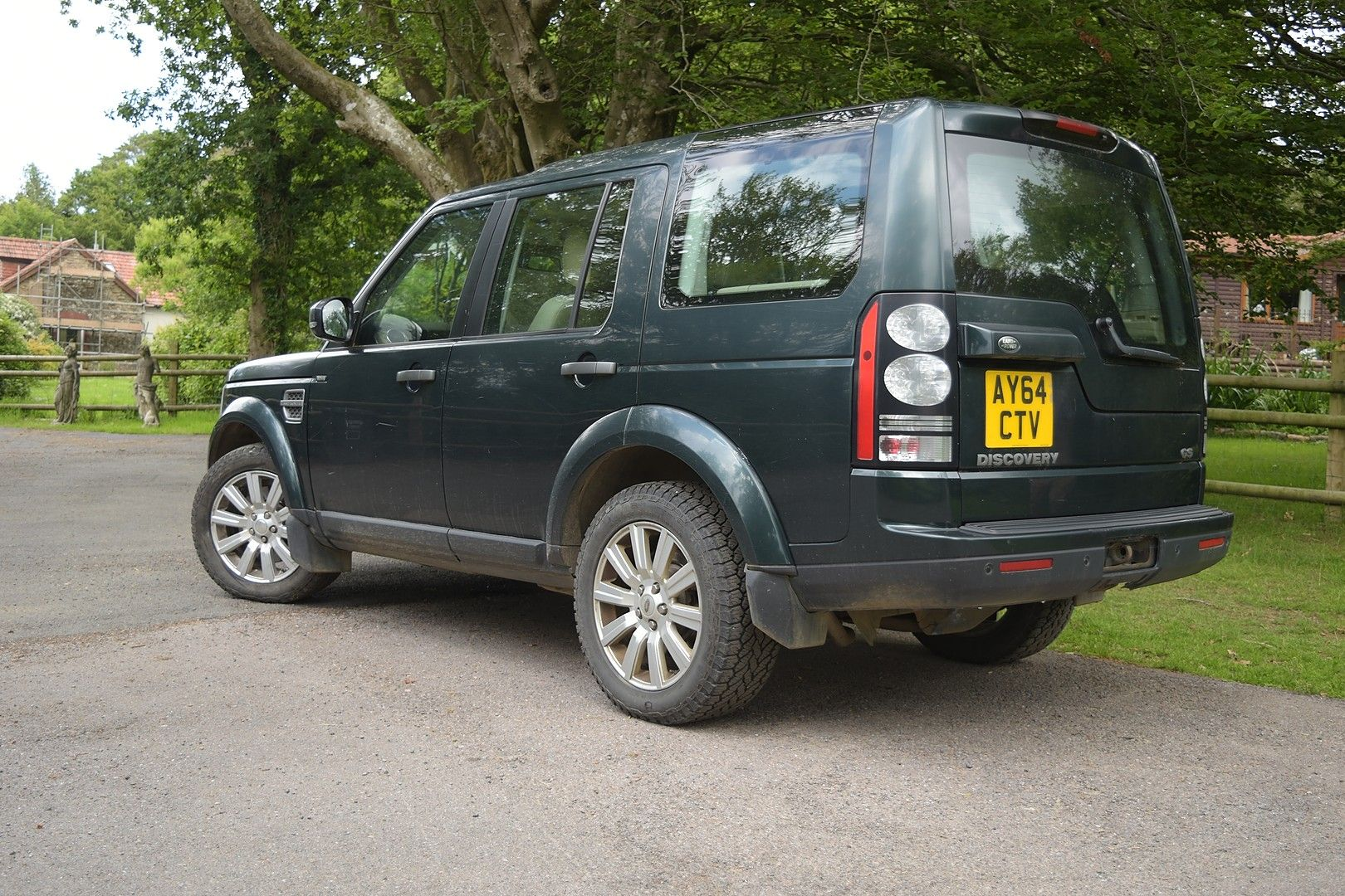 LAND ROVER Discovery 3.0 SDV6 GS - Thumbnail 7