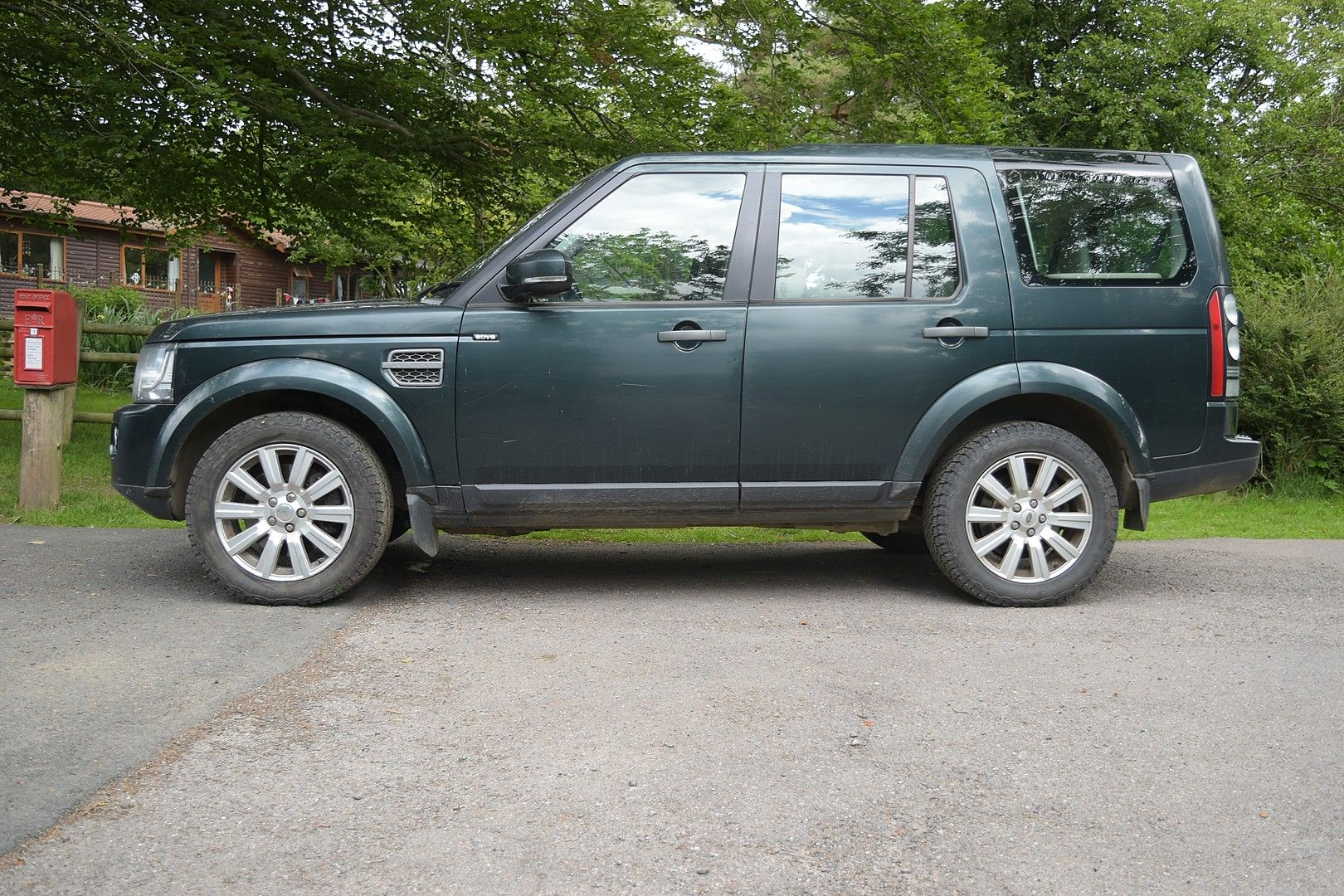 LAND ROVER Discovery 3.0 SDV6 GS - Thumbnail 8
