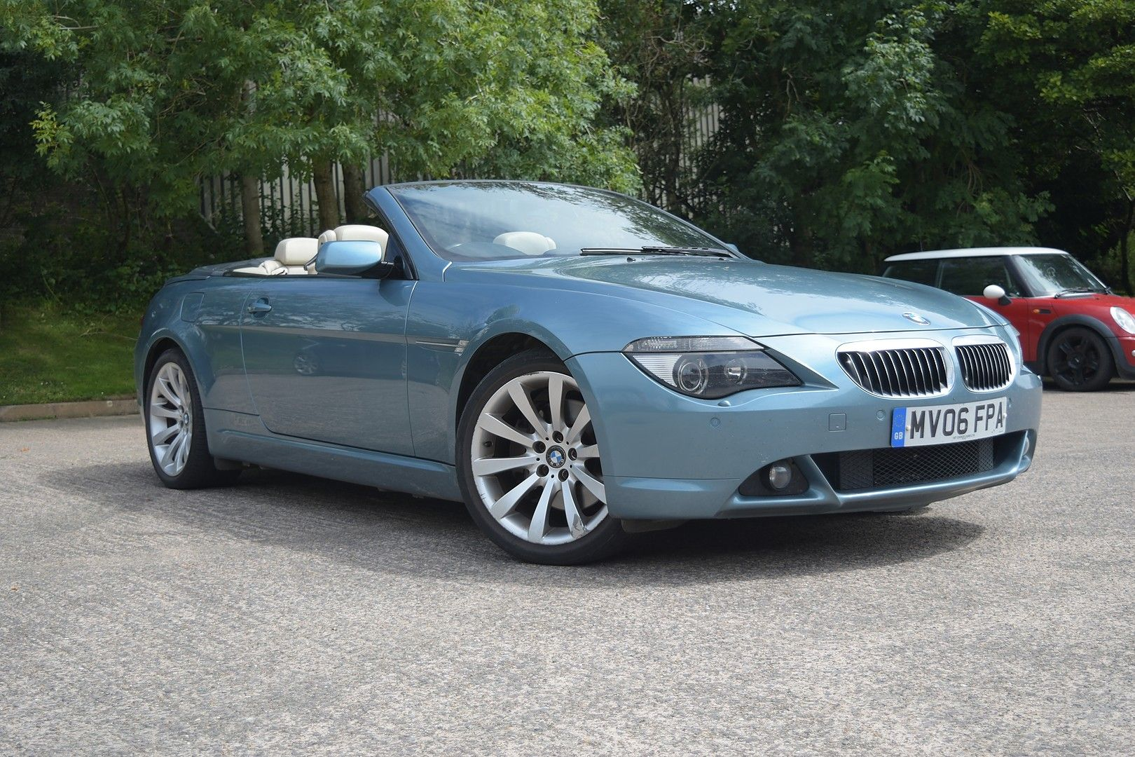 BMW 6 Series 650i Sport Coupe - Thumbnail 1