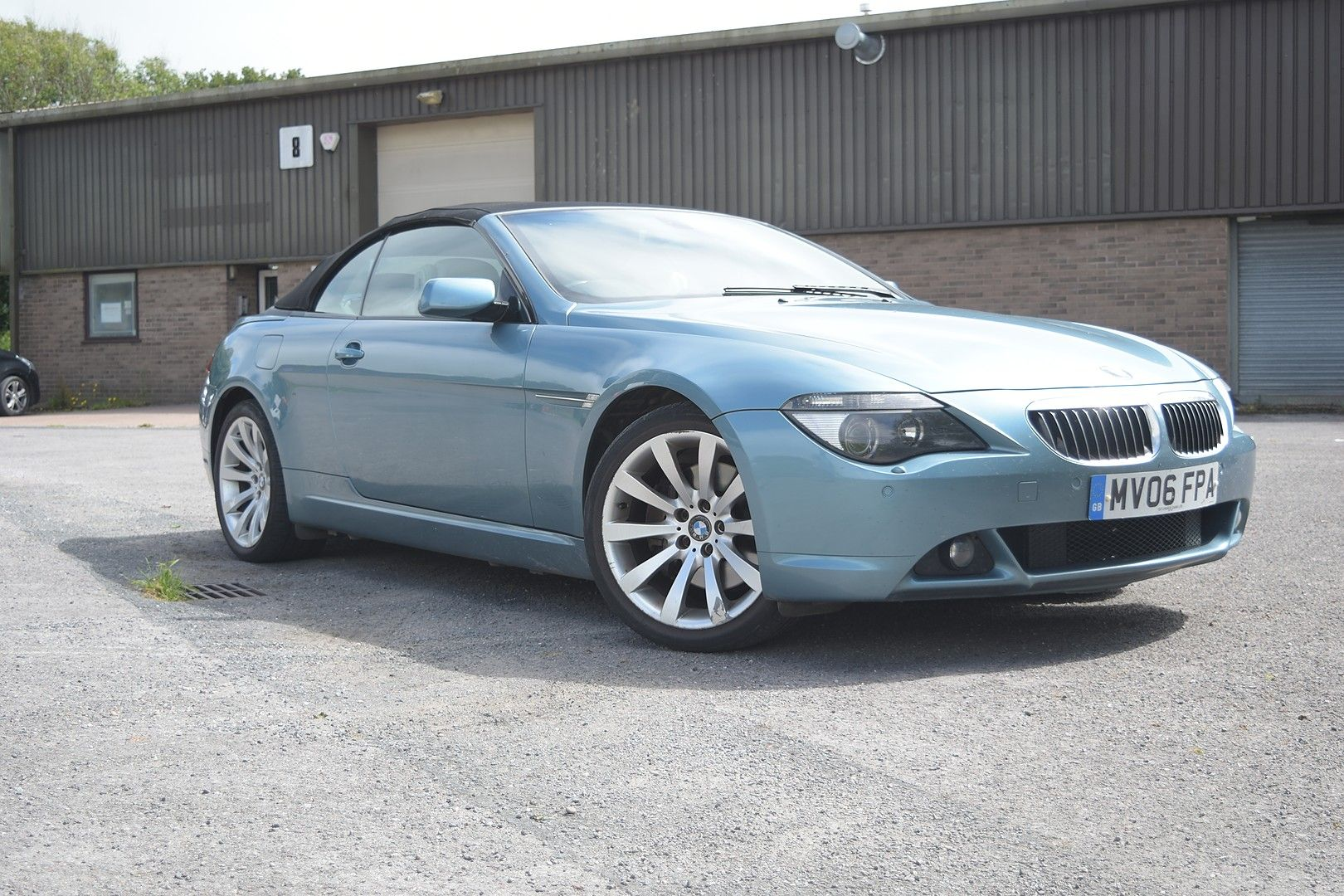 BMW 6 Series 650i Sport Coupe - Thumbnail 15