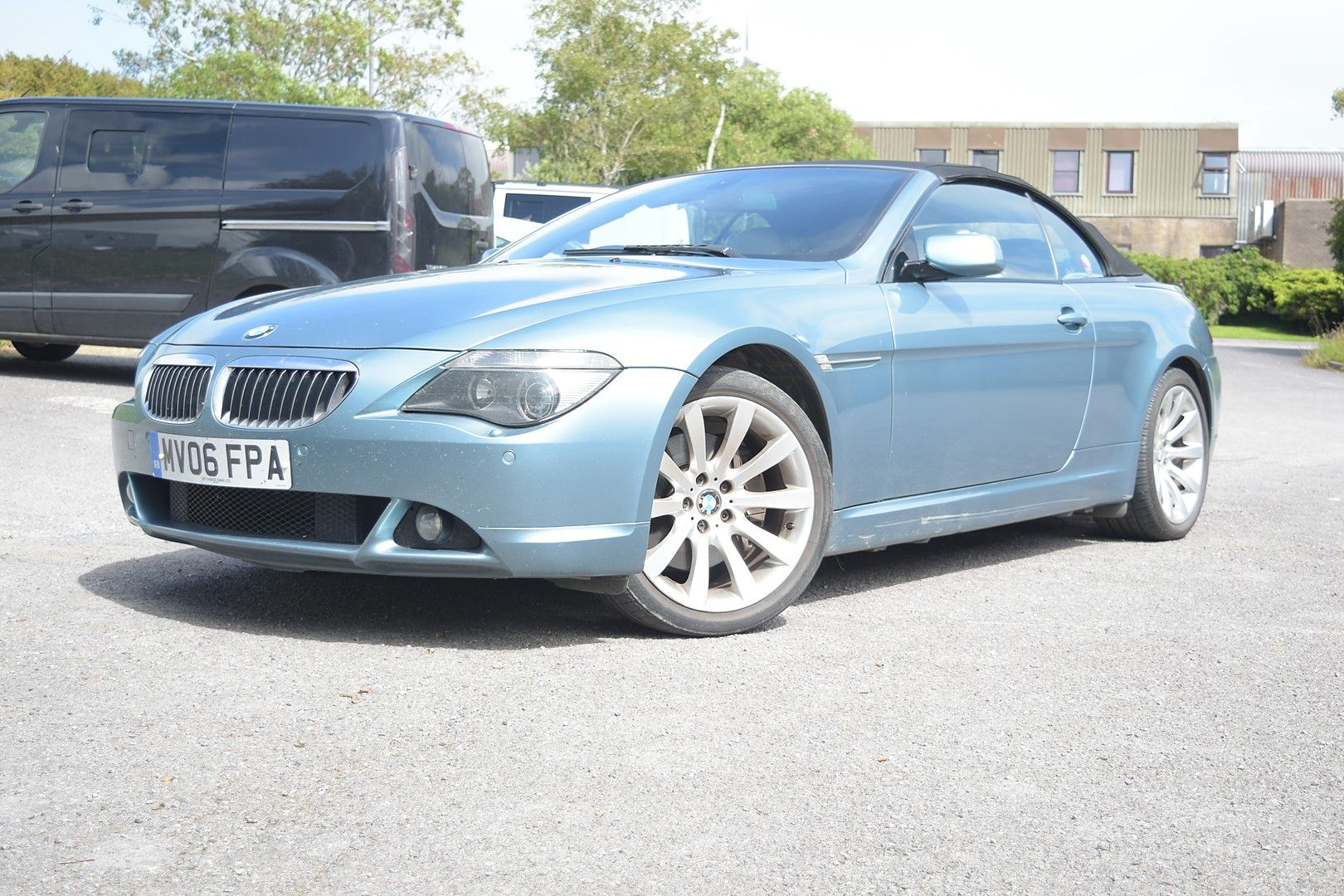 BMW 6 Series 650i Sport Coupe - Thumbnail 21