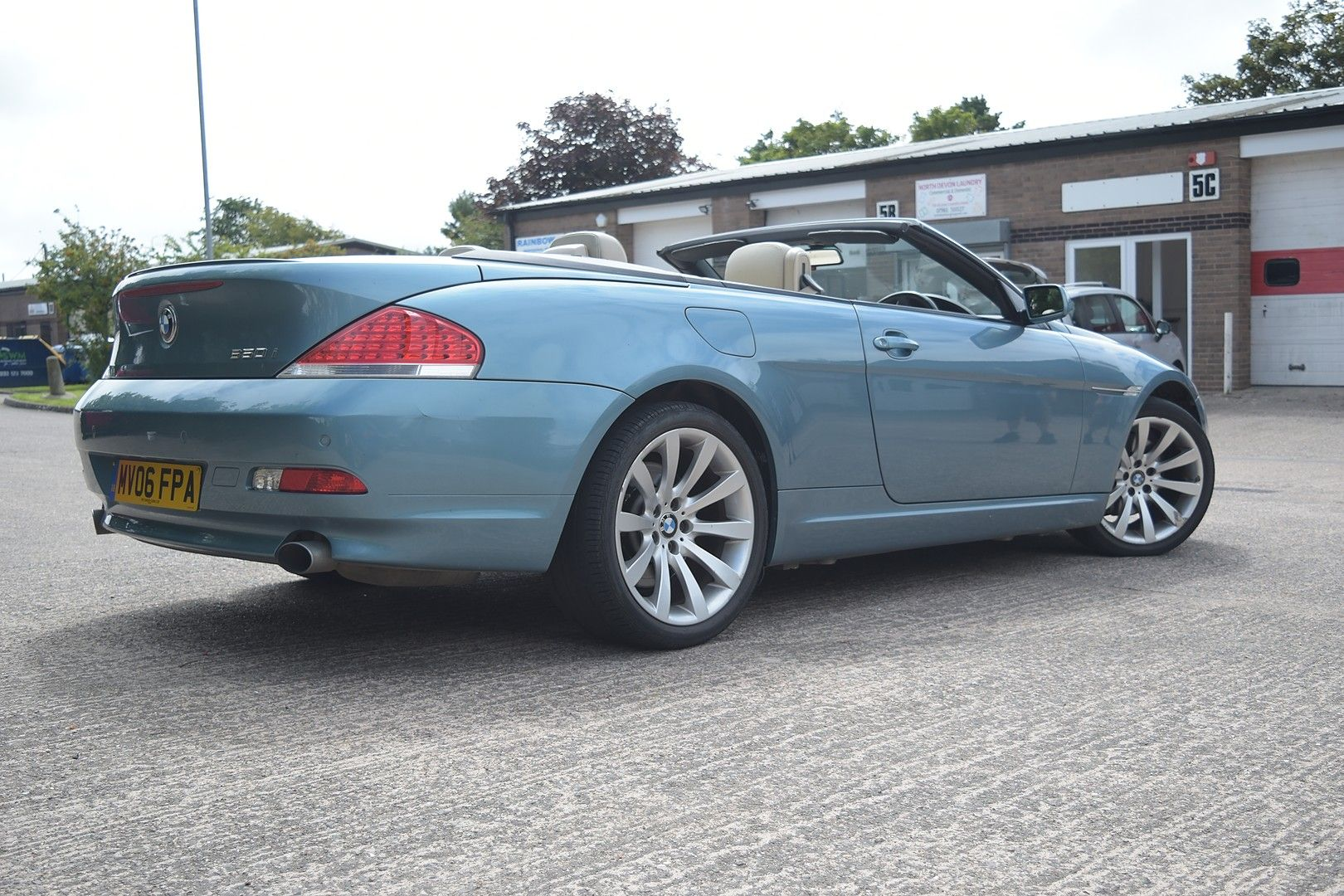 BMW 6 Series 650i Sport Coupe - Thumbnail 3