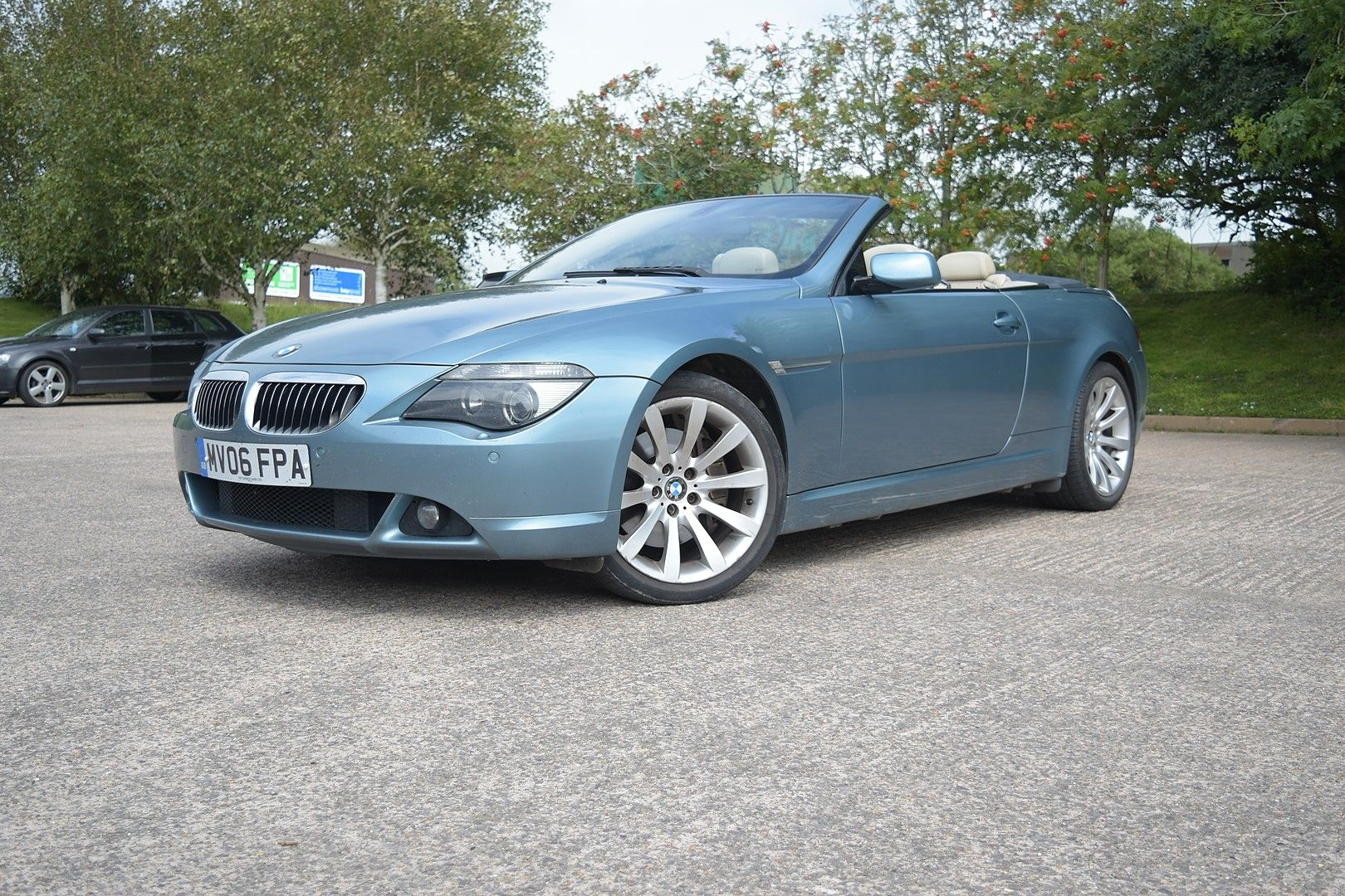 BMW 6 Series 650i Sport Coupe - Thumbnail 7