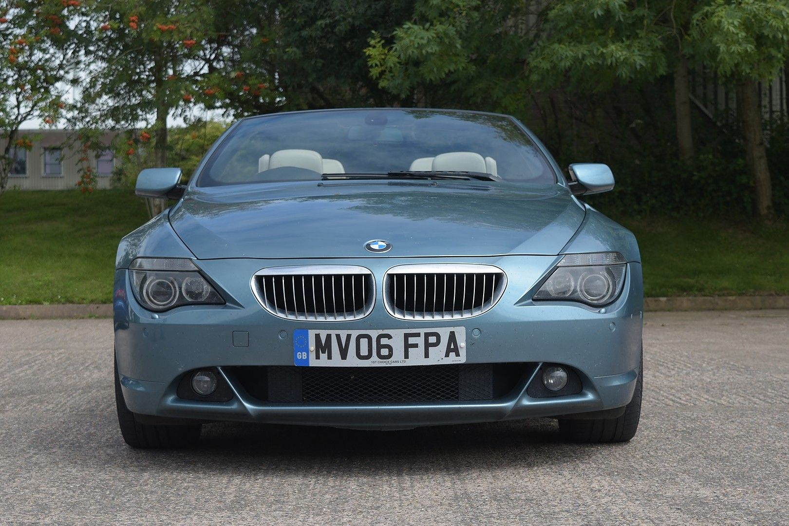 BMW 6 Series 650i Sport Coupe - Thumbnail 8